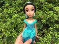 "Original Princess Royal Shimmer DP 10"" Jasmine Girl Doll Action Figure Toy Gift New Loose"