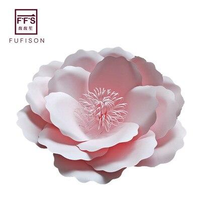 Fufison Seven Arc Artificial Flower Party Decoration Diy