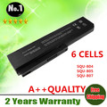 Wholesale New 6cells laptop battery FOR LG R410 R480 R490 E210 E310 SERIES SQU-805 SQU-807 SW8-3S4400-B1B1 SQU-804 free shipping