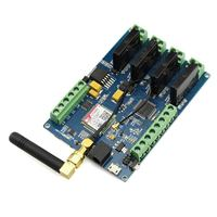 Elecrow Leonardo GPRS GSM IOT Board With SIM800C Relay Switches Wireless Projects DIY Kit Integrated Board