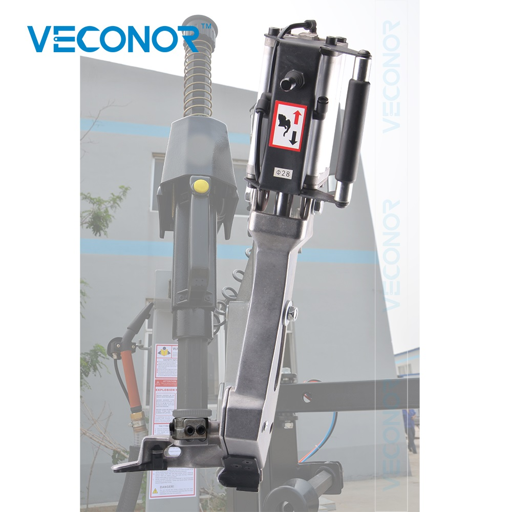 Veconor Tyre Changer Leverless Demount Duck Head Leverless Tool 28mm 29mm 30mm Installation Hole