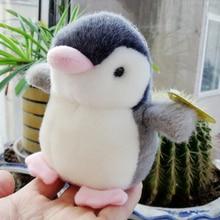 super cute korea toyclub penguin toy, penguin plush toy, penguin stuffed animal doll key chain, peluche penguin small pendant