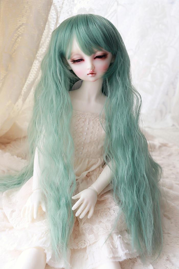 free-shipping-BJD-SD-1-3-1-4-1-6-Doll-Wigs-applicable-silk-long-hair