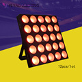 12 шт./лот 25x10 Вт Dj лазерный диско шар сценический свет 25 Led Rgb мыть эффект Par свет