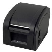 High Quality 20 82mm USB Port Thermal Barcode Printer Thermal Qr Code Label Printer Receipt
