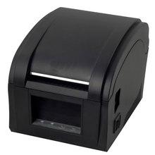 High quality 20-82mm USB port Thermal barcode printer Thermal Qr code label printer receipt printer wholesale