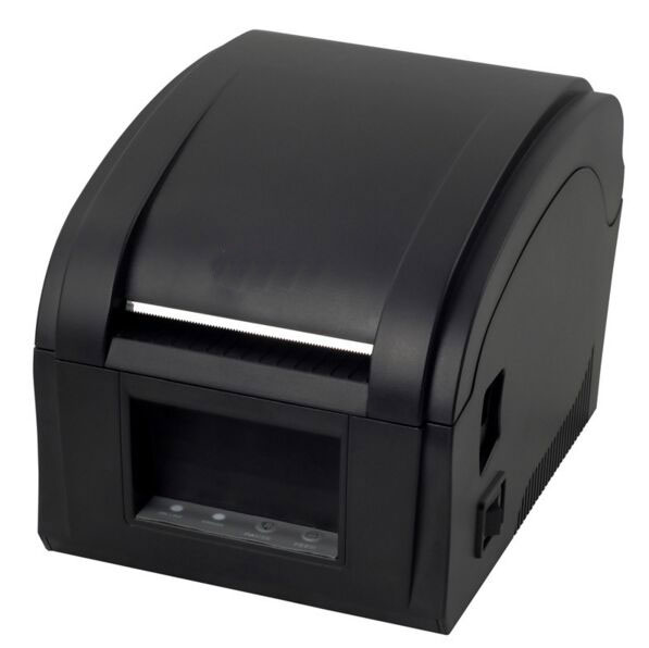 все цены на  High quality 20-82mm USB port Thermal barcode printer Thermal Qr code label printer receipt printer wholesale  онлайн