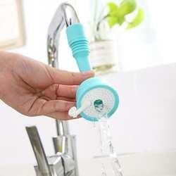 Регулятор водопроводный фильтр для воды кухонный кран фильтр для воды кухонные аксессуары защита Высота 10,5 см