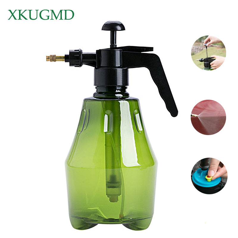 Gardening Pressure Watering Spray Bottle Multi function Garden Irrigation Plant Watering Can Family Cleaning Supplies