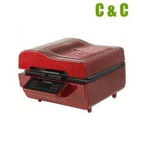 Image 2 - 3D Heat press machine vacuum transfer printing sublimation mugs NO.AHP01 mug printing phone cover printing