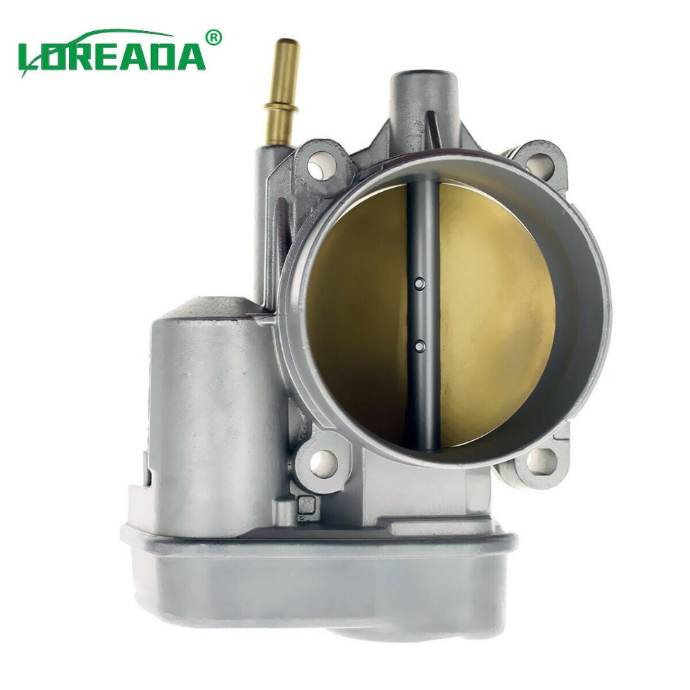 Fuel Injection Throttle Body-Assembly Standard S20064