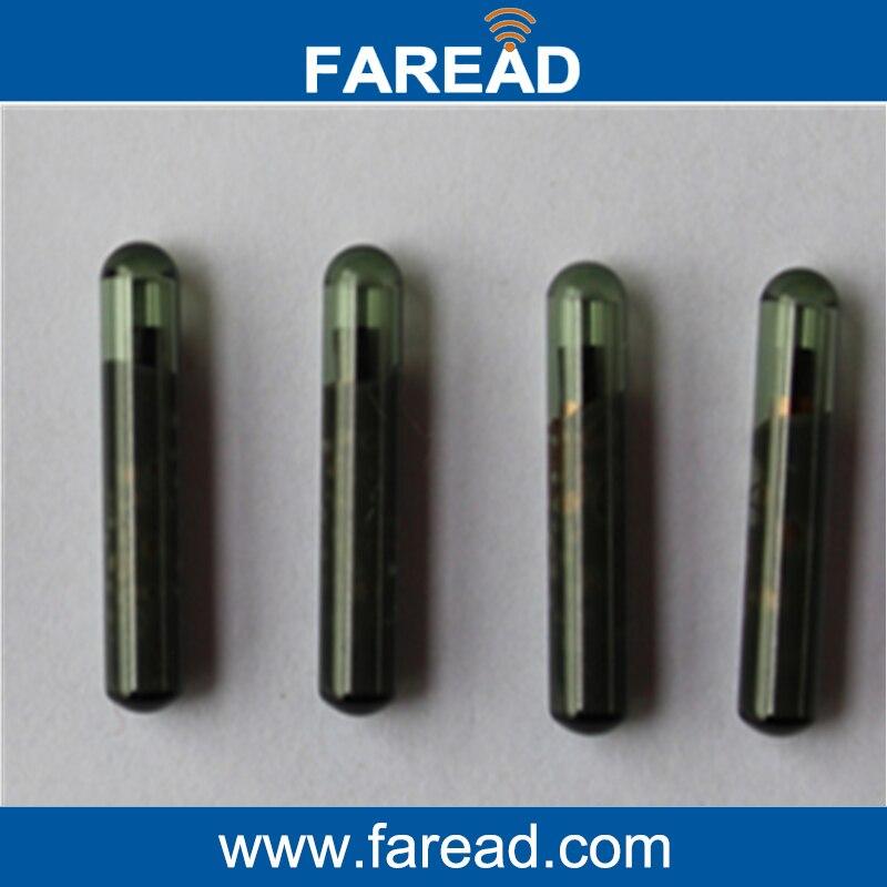X10pcs 3*13 мм Q5 T5577 RFID стекло тегов для Идентификации 125 КГЦ