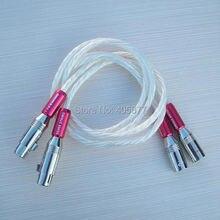 HI-End Odin DIY соединение XLR аудио кабель 1 м пара