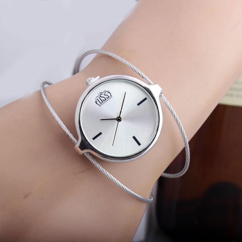 Brand Ladies Watches Women Fashion Bracelet Bangle Quartz Steel Watch women Clock Montre Gifts reloj mujer