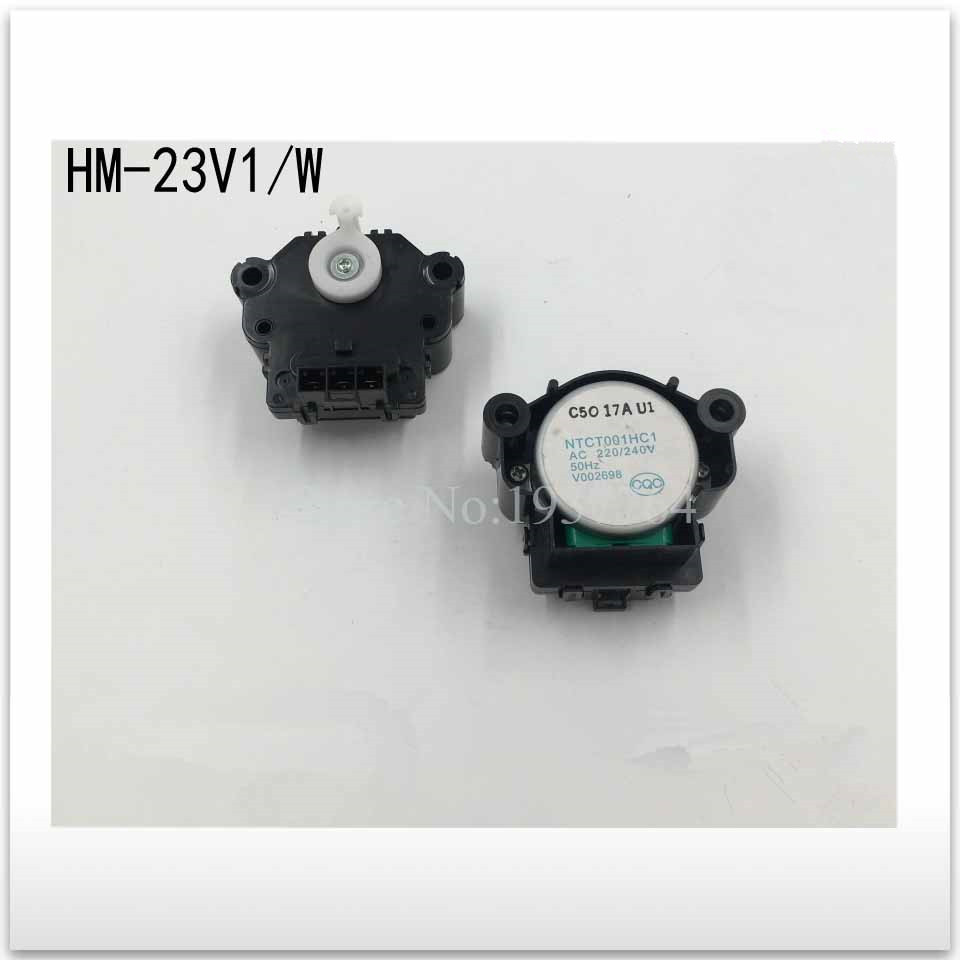 for washing machine parts HM-23V1/W NTCT001AC1 drain pump motor good working new for washing machine parts b30 6a drain pump motor 30w good working
