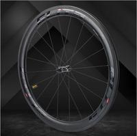 HOT Carbon Road Bike Wheel Straight Pull Low Resistance Ceramic Hub 25/27mm Wider Tubular Clincher Tubeless 700c Wheelset