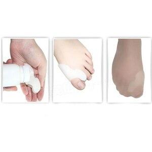 Image 5 - Vopregezi korektor do palców separatory do Pedicure narzędzia do pielęgnacji stóp profesjonalny duży ochraniacz palców u stóp Halluks Valgus 6 sztuk = 3 pary
