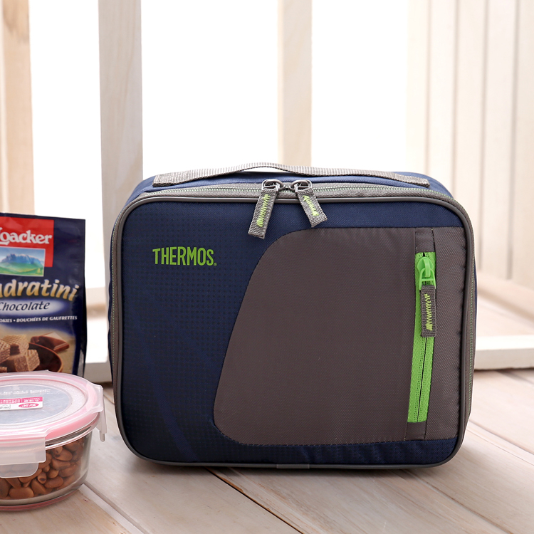 2016 New High Quality Brand Thermal Picnic Cooler Bags Lunch Bag Insulated Food Cool Thermos Storage Ice Thermo Box In From Luggage