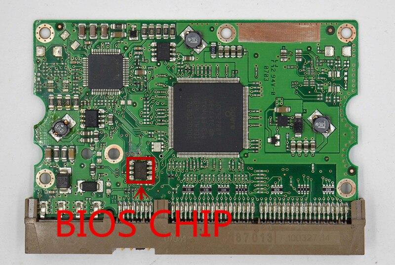 HDD PCB für Seagate/Logic Board/Foren-nummer: 100406538 REV A
