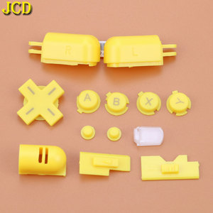 Image 3 - JCD 1Set  Replacement A B X Y abxy L R D Pad Cross Button Full Buttons Set For Nintend DS Lite for NDS Lite for NDSL Buttons Key