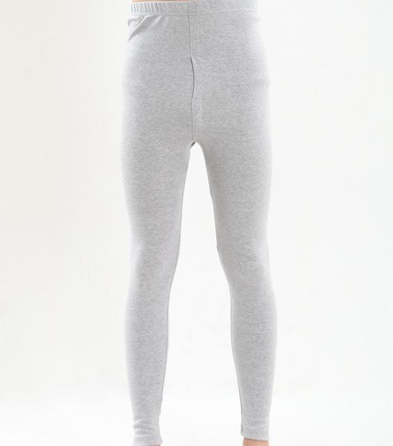 Men's High Waist Cotton Long Johns