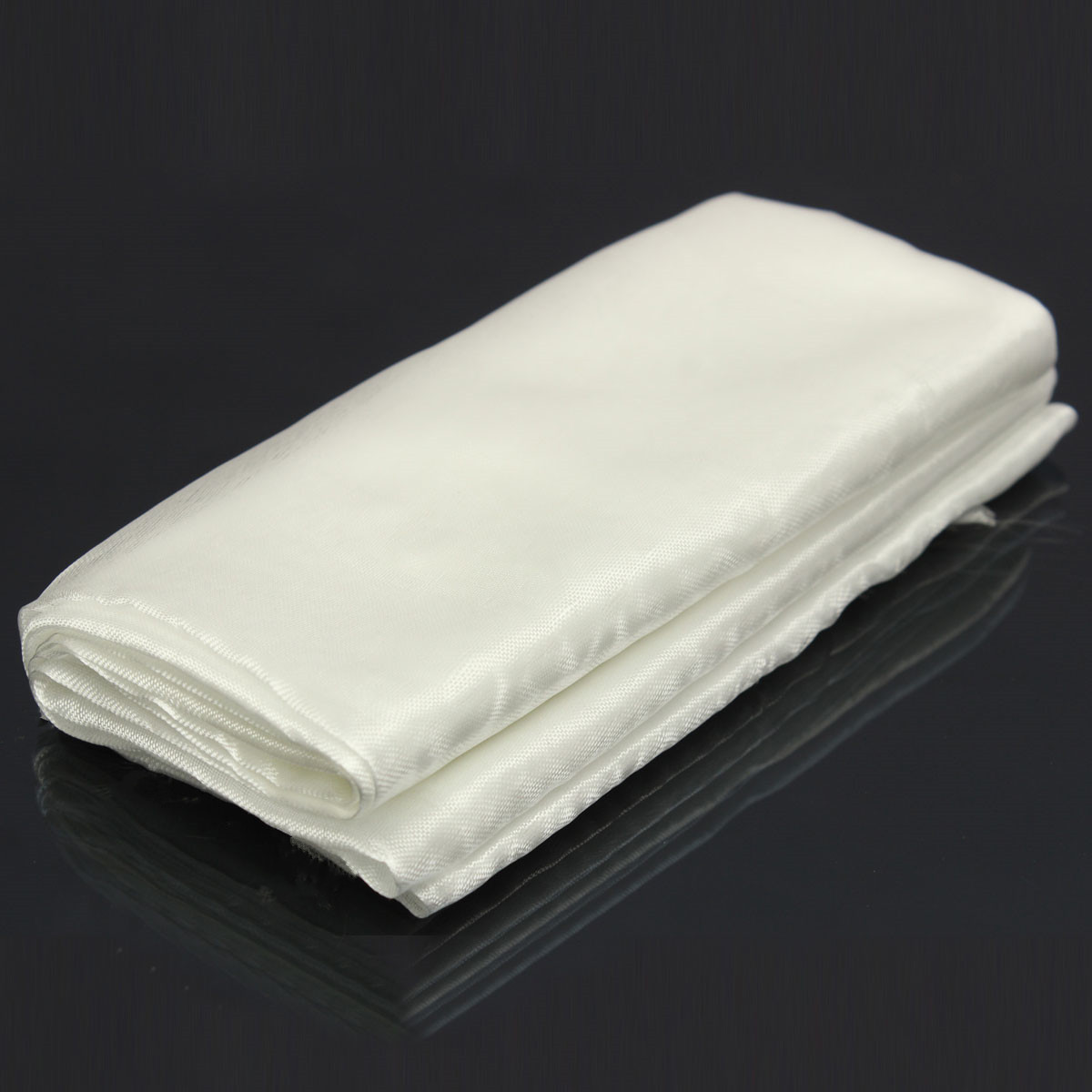 1 x 1.27m Thickness 0.03mm Ultra Thin Fiber Glass Fabric Reinforcements Fiberglass Fibreglass Cloth High temperature resistance трикси игрушка для кошки енот плюш 12 см