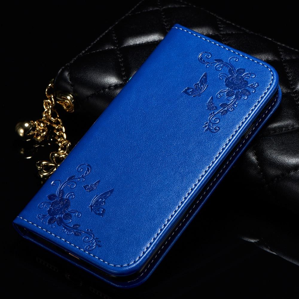 Läderfilpfodral för Samsung Galaxy S3 mini Fodral Skydd Plånbok - Reservdelar och tillbehör för mobiltelefoner