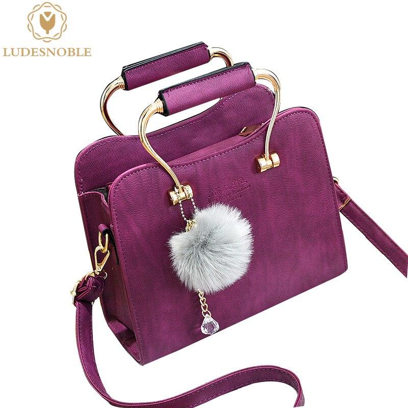 ludesnoble ombro bolsa bolsas de Handbags : Luxury Handbags Women Bags Designer