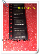 10PCS/LOT UDA1345TS UDA1345 SSOP-28 Decoder chip NEW