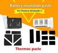 Dji fantasma 3/4 inspire 1 tb47/48 pasta de isolamento da bateria lipo pré-aqueça o goleiro quente garrafa térmica etiqueta