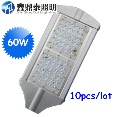 Luster 60W Led Street Light LED aluminum profile heatsink lighting fixtures led luminaires 10 50 meters pack 1m per piece led aluminum profile slim 1m with milky diffuse or clear cover for led strips