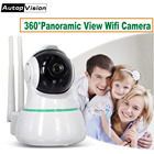 EC31 Home Security IP Camera Wi-Fi 1080P WIFI Camera 360 Degree Panoramic View Home Security Surveillance Camera 2 way audio