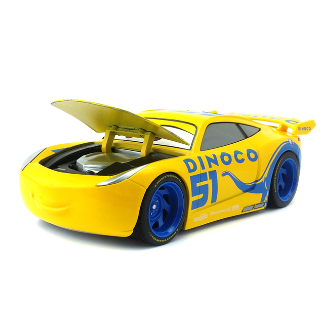 Aliexpress Com Buy Disney Pixar Cars Cars 3 Big Dinoco Cruz