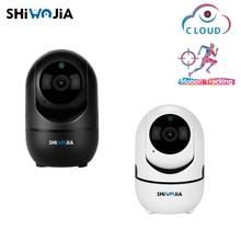hot deal buy shiwojia inqmega 1080p wifi wired ip camera ai auto tracking mini wifi cam home security surveillance cctv network camera