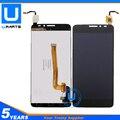 Para alcatel idol x + x plus ot-6043 ot6043 6043 6043d ot6043d visor do painel lcd com tela de toque digitador assembléia completa