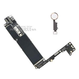 Image 5 - Original unlocked for iphone 7 plus Motherboard With Touch ID/ Without Touch ID,for iphone 7P Mainboard With Chips Logic board