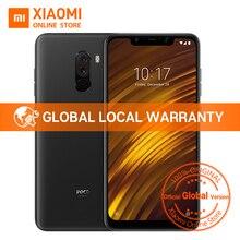 Küresel Sürüm Xiaomi POCOPHONE F1 POCO F1 6 GB 64 GB Snapdragon 845 6.18
