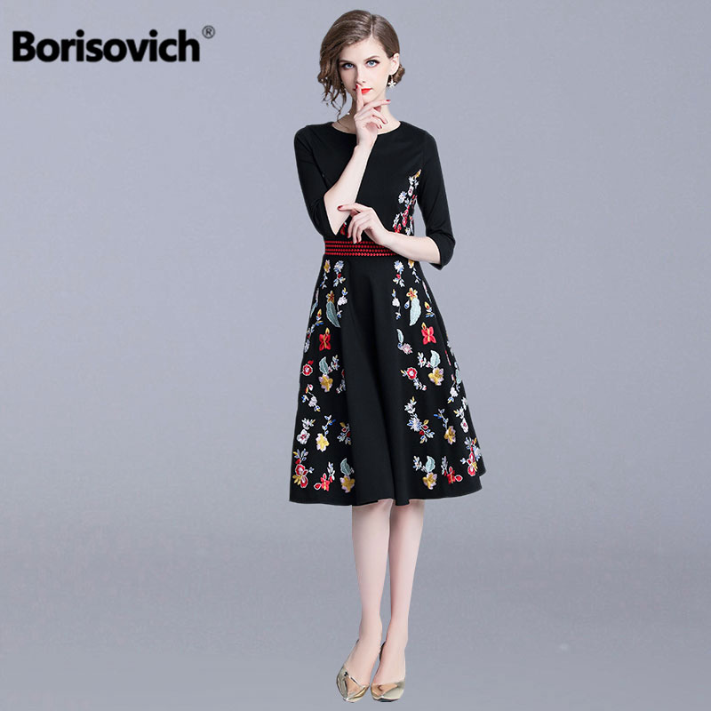 Doris Batchelor Fashion Womens Splice Belted Dress Solid Slim Fit Wool Blend Overcoat Coat