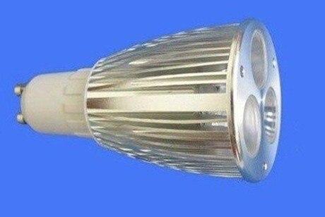 dimmable GU10 LED spotlihgt;3*2W;epistar LED