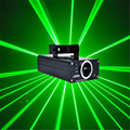 Remote Stage Effect Mini Laser Light Green Disco Laser Effect Projector Light Show Equipment for DJ, Party, Club, KTV Christmas