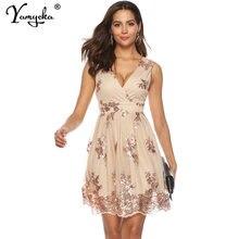 Женское пляжное платье jurken Элегантное повседневное миди с