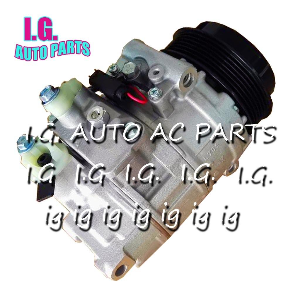 Alta Qualidade Auto A/C Compressor Bomba Com Embreagem Para Mercedes-Benz W211 E-Klasse A0022306511 4-Matic