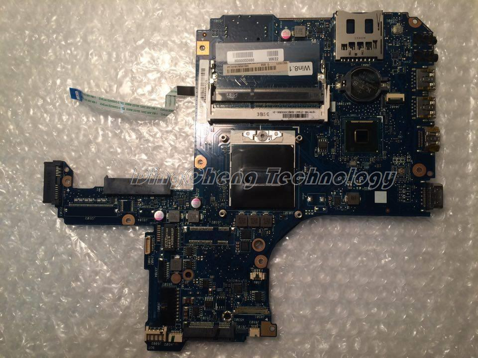 HOLYTIME laptop Motherboard For Toshiba Satellite S55t H000055980 HM86 Chipset HD5000 DDR3 integrated graphics card 100% testedHOLYTIME laptop Motherboard For Toshiba Satellite S55t H000055980 HM86 Chipset HD5000 DDR3 integrated graphics card 100% tested