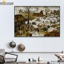 Живопись с пейзажем bruegel пьестер олаппитер художественные