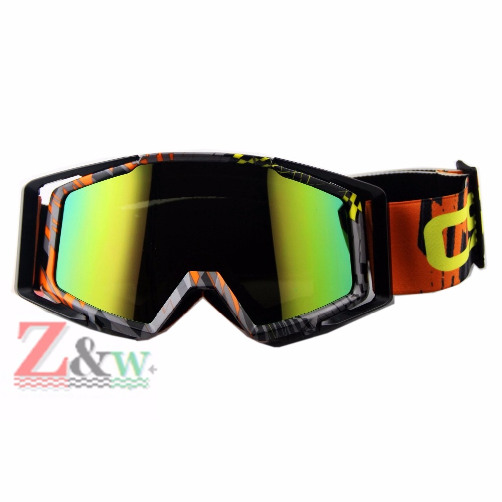Soft Plastic Motocross Dirt Bike Cycling Bicycle Motorcycle Racing Dust-proof Goggles Skiing Snowboard Windproof Eyewear Glasses