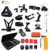 Tekcam Action Camera Accessories Set For GoPro Hero 6 5 4 3 Xiaomi Yi 2 4k