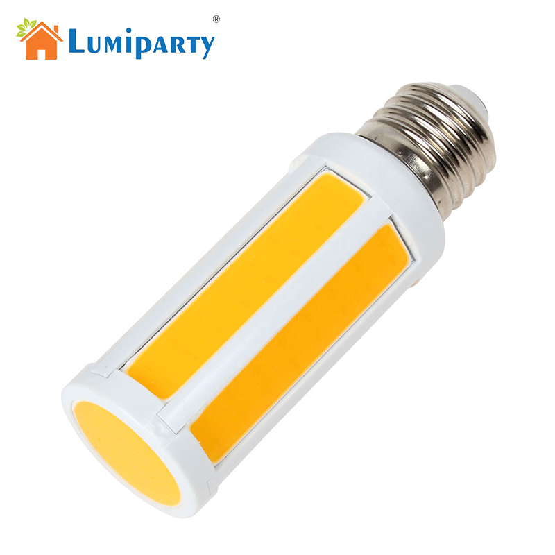 LumiParty LED Lamp COB Corn Light Bulb Energy Saving Lamps for Home Lighting E27 Ultra Bright White/Warm White 9pcs lot t8 led tubes lights 4ft super bright 28w g13 fluorescent tube led bulb energy saving for existing wall lamps light