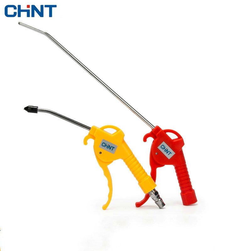 цена на CHINT Pneumatic Cleaning Gun Blow Dust Pneumatic Plastic Air Gun With High Pressure