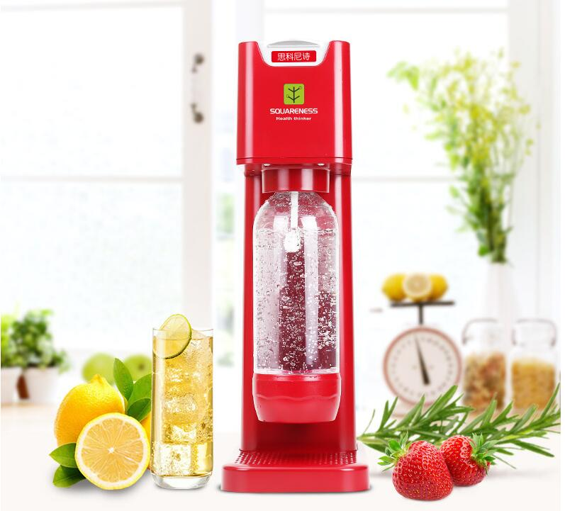 все цены на Commercial Soda Maker Homemade Sparkling Water Machine Bubbly Water Maker Drinks Shop Soda Making Machine