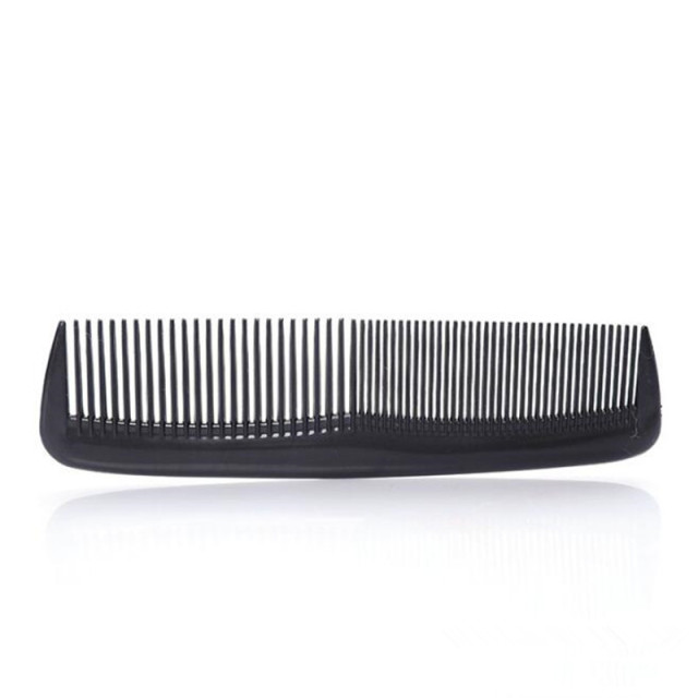 3 Pcs/lot Anti-static Hair Brushes Mini Double Side Combs Pro Beard Comb Salon Styling Tools Shower Massage Comb Salon  1